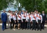 Прокуроры поздравили выпускников подшефной школы-интерната с окончанием учебного года