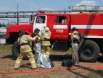 На Капитоновском месторождении «Газпромнефть-Оренбурга» прошли масштабные тренировочные учения