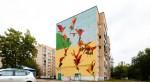 «Стенограффия» украсила осенний Оренбург