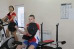 «Родные города» в Оренбуржье: в Чкалове открылся новый тренажерный зал