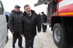 Автопарк Уральской Стали пополнился новыми единицами техники
