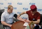 «Газпромнефть-Оренбург» развивает корпоративное донорство