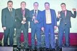 В компании «Металлоинвест» подвели итоги конкурса «Человек года» и отметили Заслуженных работников