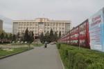 Патриотическая акция «В наших сердцах» продолжается в Новотроицке при поддержке Металлоинвеста