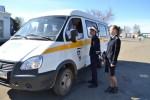 Октябрьские общественники и кадеты приняли участие в профилактическом мероприятии «Нелегальный перевозчик»