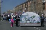 Работники предприятий Металлоинвеста отметили Всероссийский праздник весны и труда