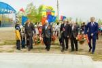 «Газпромнефть-Оренбург» поздравил оренбуржцев с Днем Победы