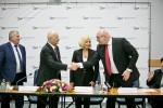 Металлоинвест подписал программу партнерства с Правительством Оренбургской области и администрацией города Новотроицк