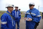«Газпромнефть-Оренбург» провел учения на Восточном участке Оренбургского нефтегазоконденсатного месторождения