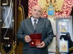 Работнику Уральской Стали присвоено звание «Заслуженный металлург РФ»