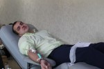 Более 40 сотрудников «Газпромнефть-Оренбурга» приняли участие в донорской сдаче крови