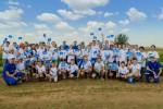 На эко-квесте «Газпромнефть-Оренбурга» волонтеры собрали 30 мешков мусора