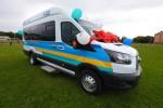 «Газпромнефть-Оренбург» подарил спортсменам автобус