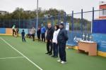 «Газпромнефть-Оренбург» провел заключительные турниры «Спорт во дворе» в Переволоцком