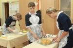 Социальные работники в школе-интернате