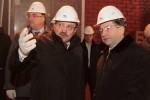 На новотроицком предприятии Металлоинвеста побывал Полномочный представитель Президента РФ в ПФО Михаил Бабич
