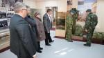 При поддержке Металлоинвеста делегаты новотроицкой организации ветеранов боевых действий посетили мемориал Александра Прохоренко