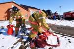 На самом крупном месторождении «Газпромнефть-Оренбурга» открылось пожарное депо