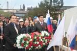 Работники Металлоинвеста поздравят ветеранов с Днем Победы