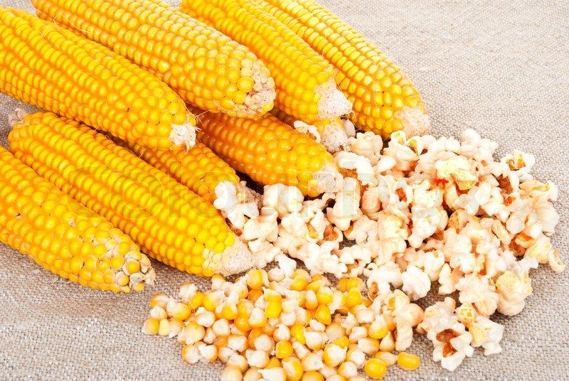 Как сделать кукурузу для попкорна 44