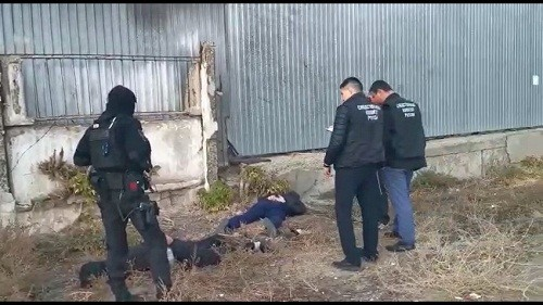 «Разбойный» батальон ограбил жителя Орска